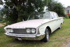 Ford - Fairline 500 - 1960
