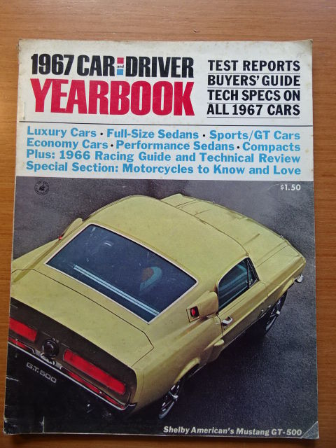 1967 1968 l auto journal motor road track car and driver rh auction catawiki com Buyer's Guide Classified Ads Central Wisconsin Buyer's Guide