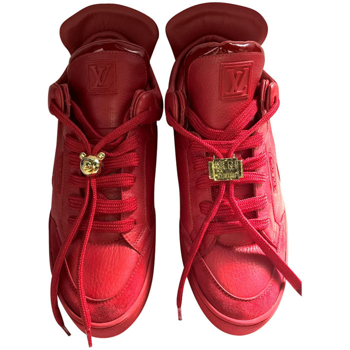 louis vuitton kanye west � shoes catawiki