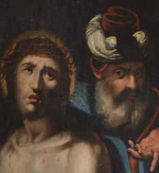 Ecce homo - Provence - France - 17th c. - Large painting