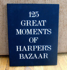 Man Ray, Diane Arbus and many others - 125 Great Moments of Harper's Bazaar - portfolio