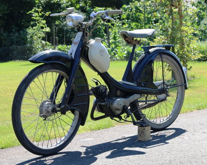nsu 50cc quickly 1959 catawiki. Black Bedroom Furniture Sets. Home Design Ideas