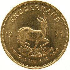South Africa – Krugerrand 1975, 1 oz – gold