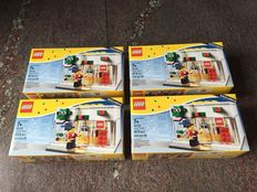 Promotional - 40145 - LEGO Store (4x)