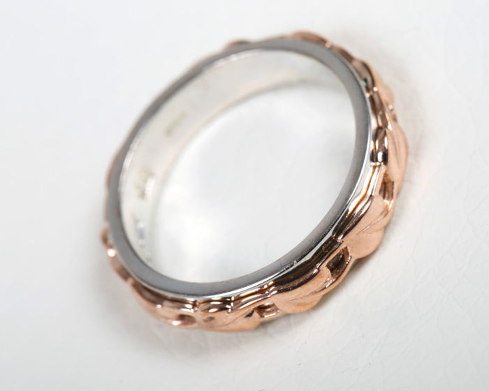 406a637cef240 Clogau – Silver and rose gold