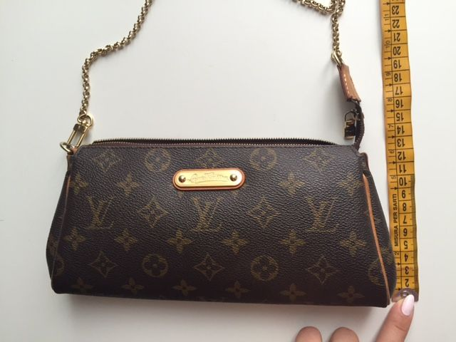 3fc9c459181 Louis Vuitton—Eva clutch bag - Catawiki