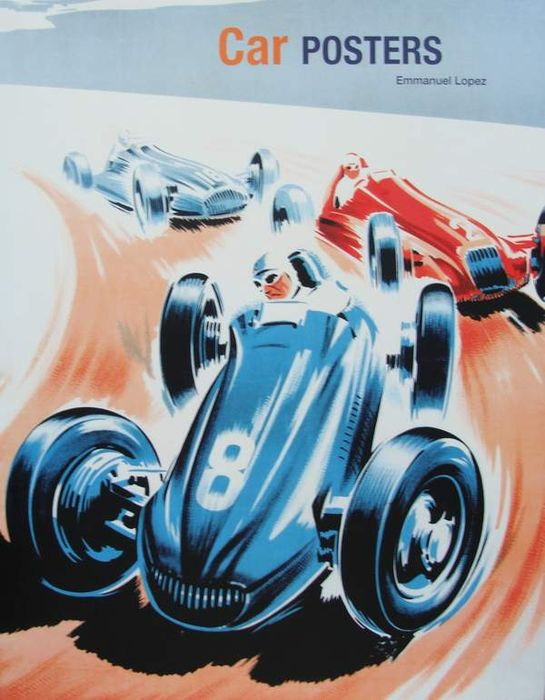 Books - Car Posters - 2014