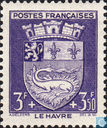 Postage Stamps - France [FRA] - City Arms