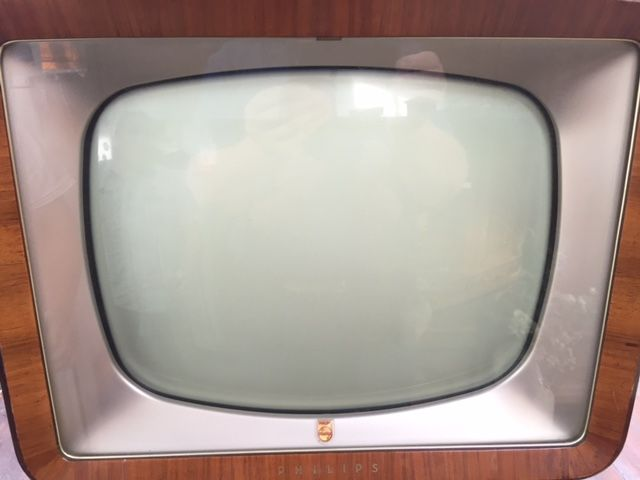 Old Philips Black And White Tv Catawiki