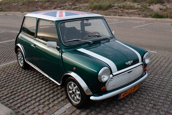 Cooper British Racing Green