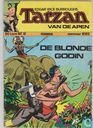 Comic Books - Tarzan of the Apes - De blonde godin
