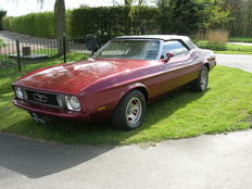 Ford - Mustang Cabriolet - 1973