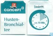 Tea bags and Tea labels - Classic (K) - Husten-Bronchialtee
