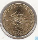 Centraal-Afrikaanse Staten 5 francs 2003