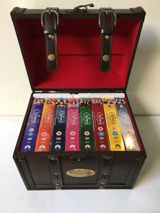 Charmed - The complete seasons 1 to 8 - Magic chest edition - Collectors edition DVD boxset in wooden trunk