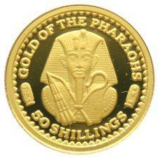 Somalia – 50 Shillings, 1/25 oz