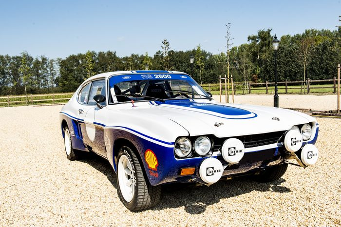 ford capri rs 2600 rally version 1970 catawiki. Black Bedroom Furniture Sets. Home Design Ideas