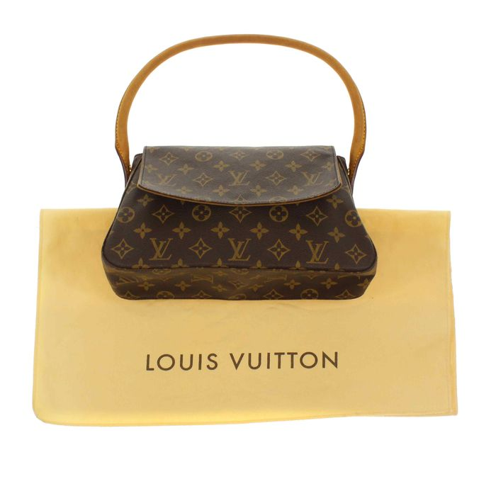 louis vuitton looping pm handtasche catawiki. Black Bedroom Furniture Sets. Home Design Ideas