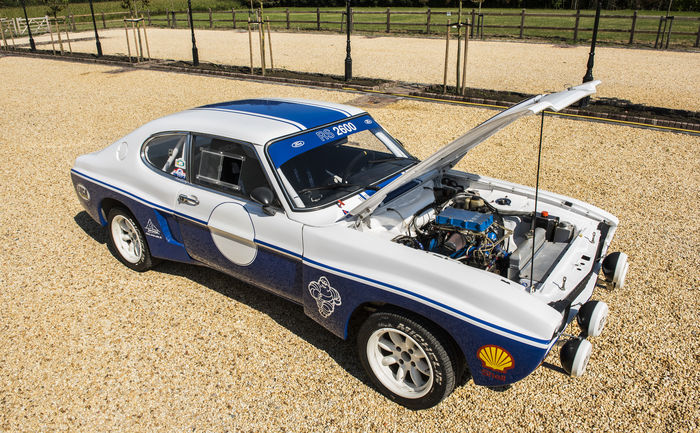 Ford Capri Rs 2600 Version Rally 1970 Catawiki