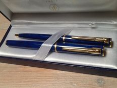 Waterman Apostrophe fountain pen and ball pen, unused!