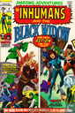 Amazing Adventures 3 - The Inhumans and the Black Widow