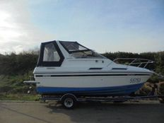 Fairline Sprint 4.3V6 Volvo Penta 190PK speedcruiser - 1992