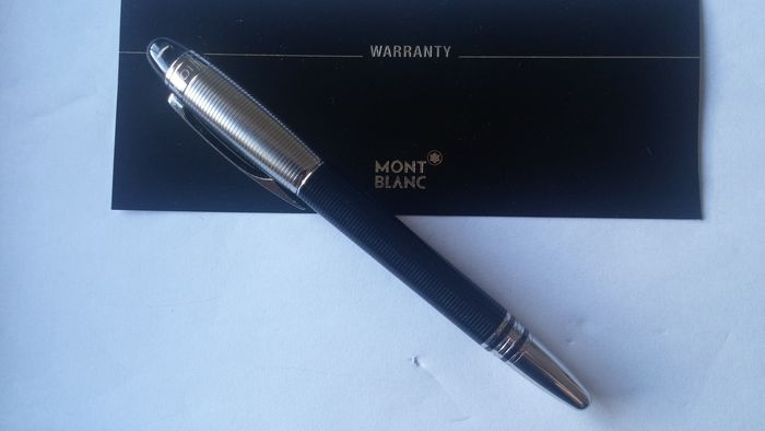 a6c525f604bb5 FINELINER PEN - MONTBLANC - STARWALKER DOUE - COMPATIBLE WITH ROLLER - REF  38011