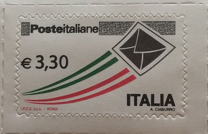 italy priority mail stamps catawiki
