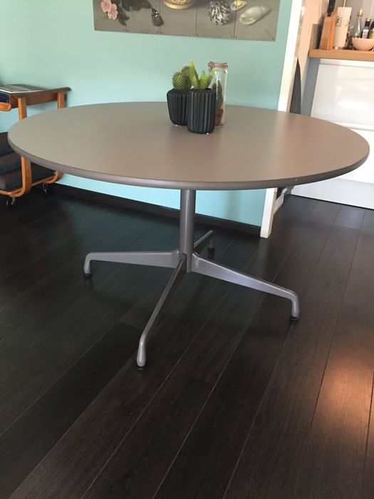 Prime Charles Ray Eames By Herman Miller Dining Table Catawiki Pabps2019 Chair Design Images Pabps2019Com