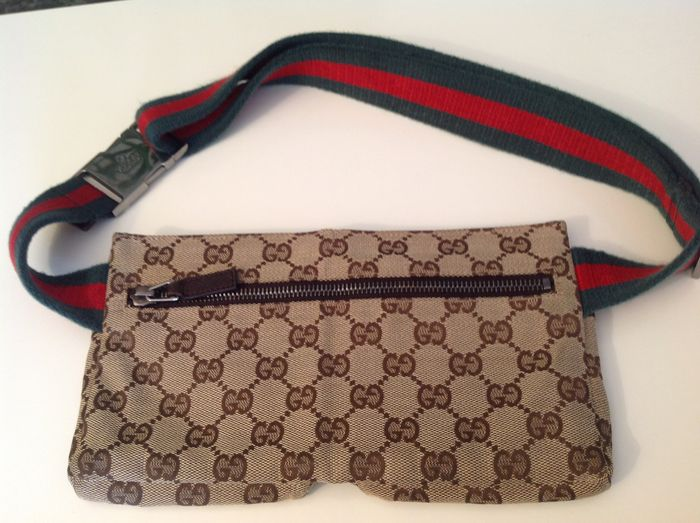 1a0f7d8ee2a Gucci heuptas GG belt / messenger bag - Catawiki