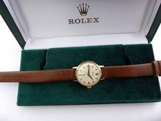 Rolex - swiss Mid size wrist watch - 1950s. {ref no 116}