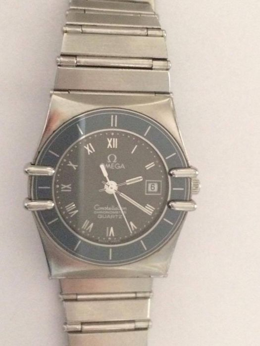 Omega - constellation - Unisex - 1990-1999