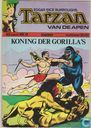 Comic Books - Tarzan of the Apes - Koning der gorilla's