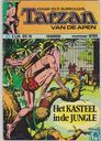 Bandes dessinées - Tarzan - Het kasteel in de jungle