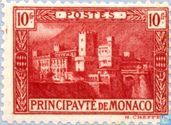 Postage Stamps - Monaco - Prince's Palace