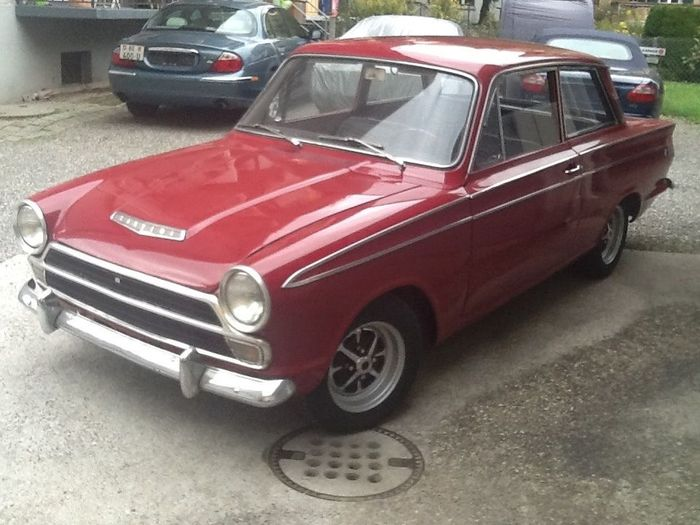Ford Cortina Gt Mk1 1966 Catawiki