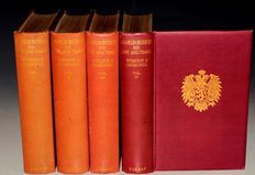 Biography; Winston Churchill - Marlborough. His Life and Times - 4 volumes - 1933/1938
