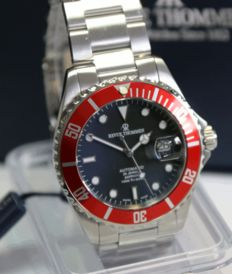 REVUE THOMMEN DIVER automatic 300 m SWISS MADE 2017, never worn