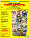 The Comic Book Price Update