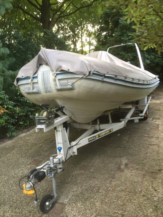 90 Hp Mercury Outboard >> Sacs 530 With Trailer And 90 Hp Mercury Outboard 2007 Catawiki