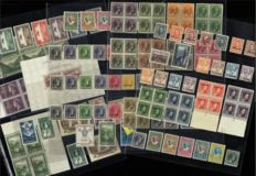 Luxembourg, 1899/1956 – selection of various issues – Yvert S95/519