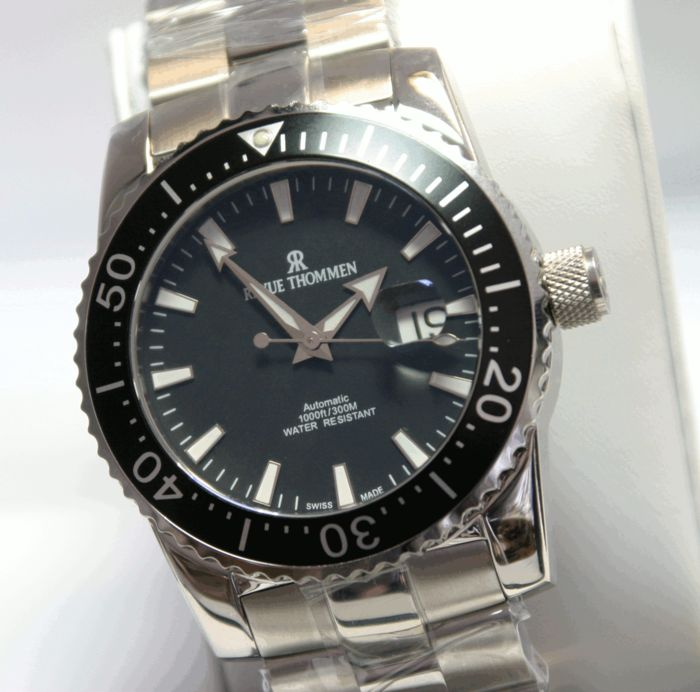 Revue Thommen Diver Automatic 300m Swiss Made – wristwatch – new