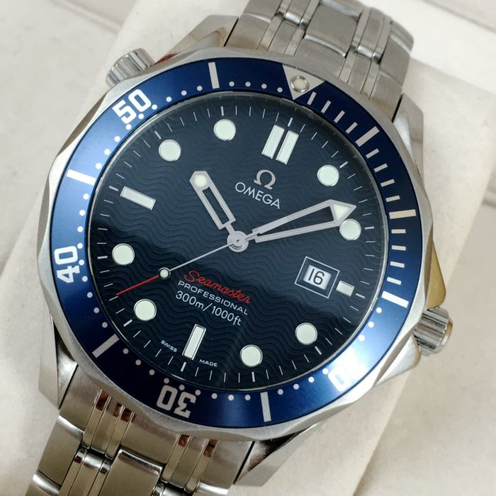 "Omega Seamaster ""Red Letters"" Professional 300 m – 2009"