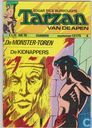 Comic Books - Tarzan of the Apes - De monster-toren + De kidnappers