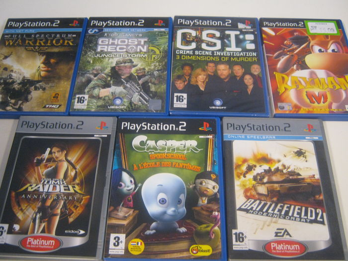 PlayStation 2 Video Games - Official EA Site