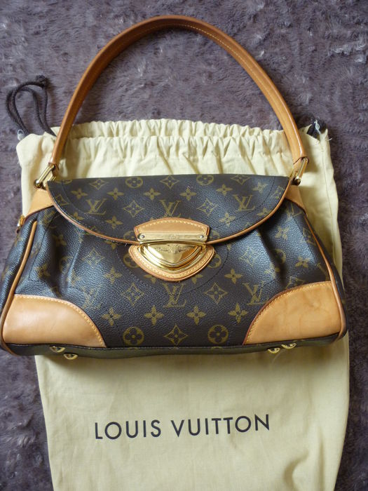 7b597c847d09 Louis Vuitton Beverly MM – Shoulder bag Handbag - Catawiki
