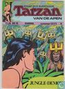 Strips - Tarzan - Jungle-demon
