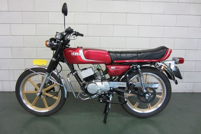 5b71c9c7182 Yamaha RD 50 M 2EO in contest condition. - Catawiki