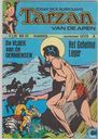 Comic Books - Tarzan of the Apes - De vloek van de oermensen + Het geheime leger