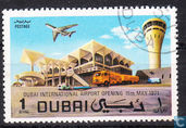 Commissioning of the Dubai airport